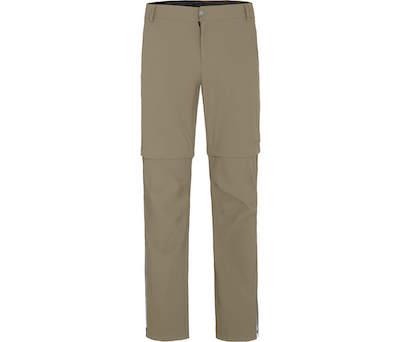 Bielastisch Beinrei/ßverschluss heraustrennbare Rad-Unterhose mit Sitzpolster Bermuda Zipp-Off Bergson Herren Zipp-Off Radhose Capitol